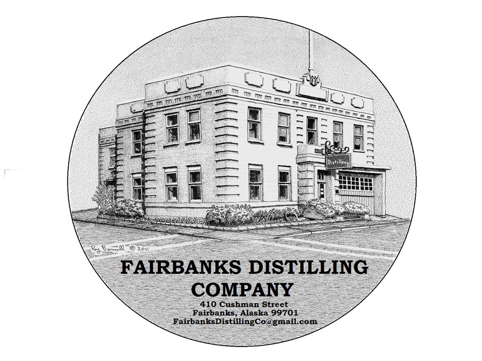 Fairbanks Distillery Tasting Room